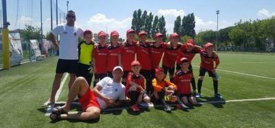 Futbalisti MŠK Púchov úspešný na medzinárodnom turnaji v Taliansku