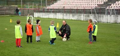 MŠK Púchov zorganizoval úspešný nábor nových detí