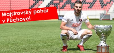 Majstrovský pohár Fortuna Ligy v Púchove!