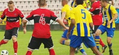Futbalisti MŠK Púchov si vezú nečakaný bod spod Manína
