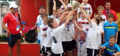 U12 úspešná na turnaji v Taliansku!