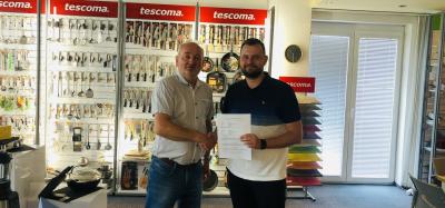TESCOMA pokračuje v marketingovej spolupráci s MŠK aj v sezóne 2021/2022