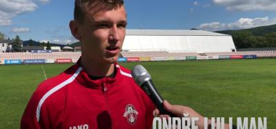 MŠK interview: Ondřej Ullman